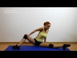 ПОПЕРЕЧНЫЙ ШПАГАТ  СУПЕР РАСТЯЖКА. Best Stretches For Legs