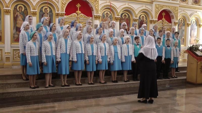 Воскресенский собор . Большой праздничный концерт .