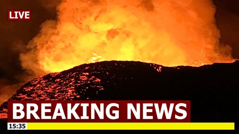 News Alert - Hawaiis Kilauea Volcano Eruption Refuses To Stop, Lava Now Covering 380 Acres In Size