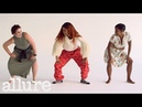 Teyana Taylor Teaches Beginners the Dance Moves From Kanye's 'Fade' | Allure