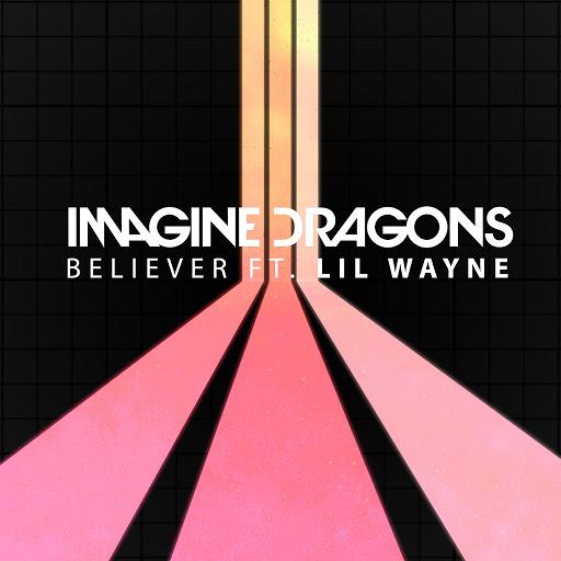 Imagine Dragons album Believer