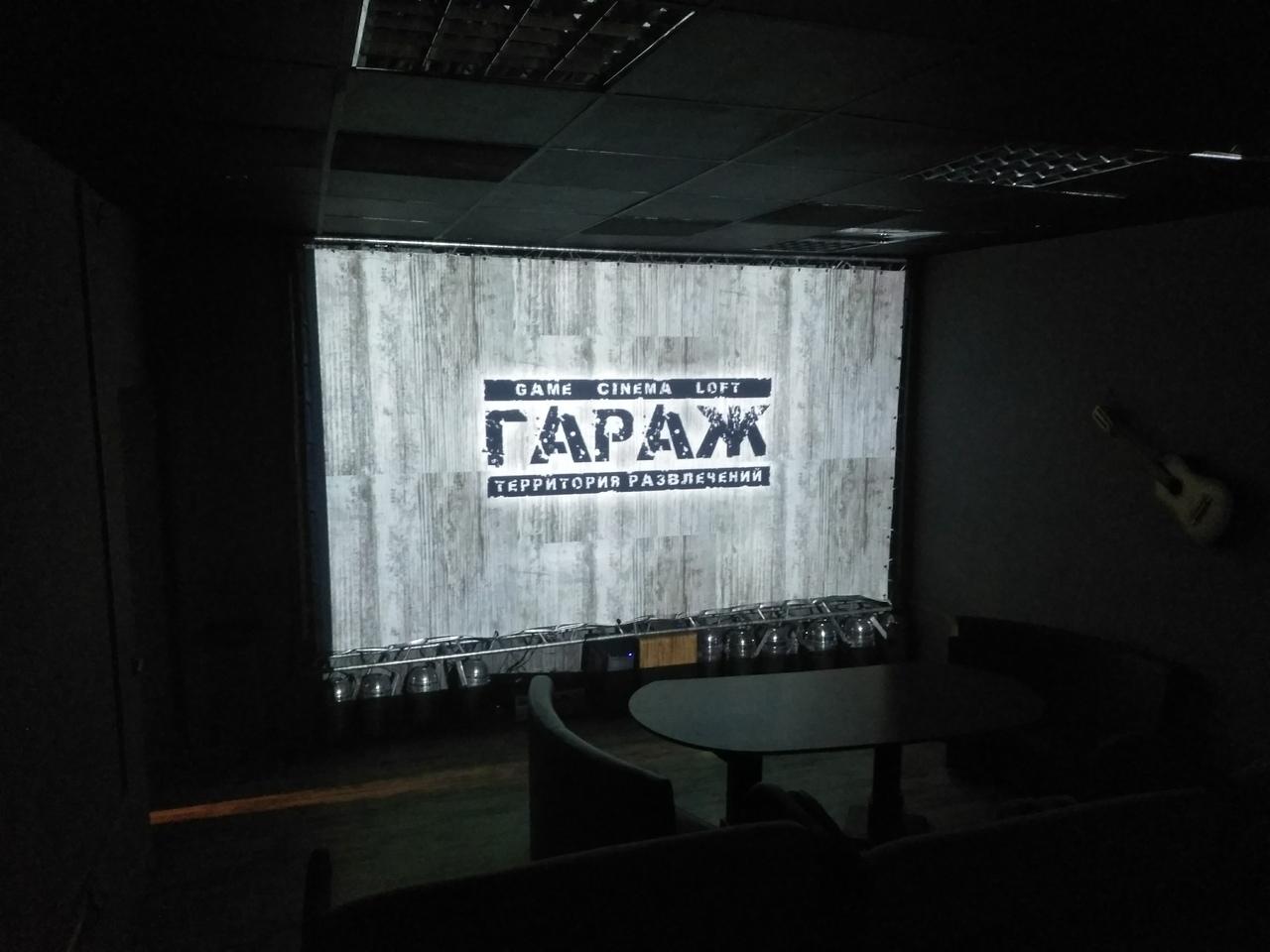 Афиша Тюмень КИНОПОКАЗЫ В ГАРАЖЕ