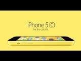Apple iPhone 5C 16GB: рекЛама, обЗор, Дроп-тест и разбОрка Айфона 5С на 16Гб