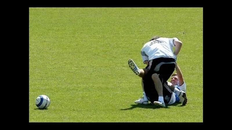 Iker Casillas David Beckham