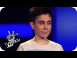Joel - Baby The Voice Kids 2014 Germany Blind Audition