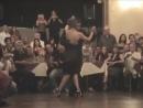 Maria Plazaola y El Pibe Avellaneda - Tango Milonguero