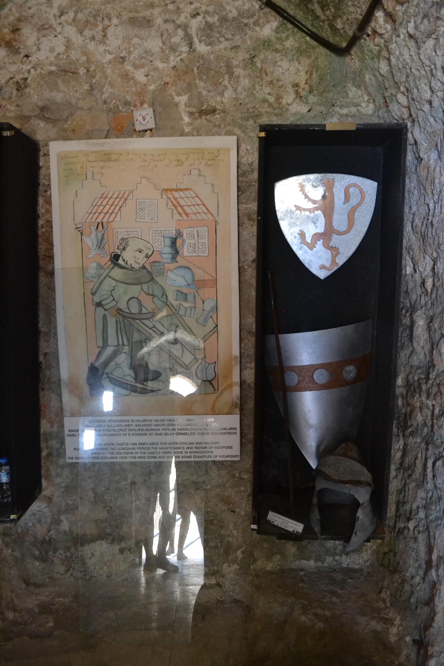 Северный Кипр. Замок Святого Иллариона. (фото). - Страница 2 Ux0QK5qvYP4