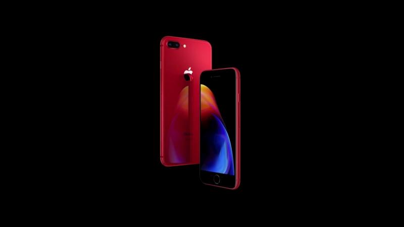 IPhone 8 и iPhone 8 Plus (PRODUCT)RED Special Edition » Freewka.com - Смотреть онлайн в хорощем качестве