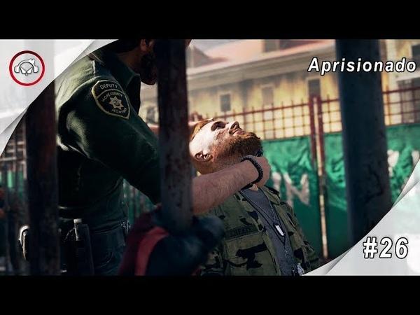 Far Cry 5, Aprisionado Gameplay 26 PT-BR