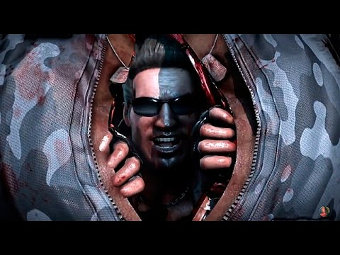 Mortal Kombat XL - Родители VS Дети: Джонни Кейдж против Кесси Кейдж! Файтинг семей!