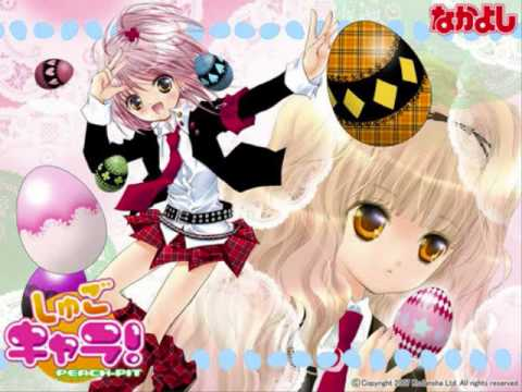 Shugo Chara Party! OP Full - Arigatou ~Ookiku Kansha~
