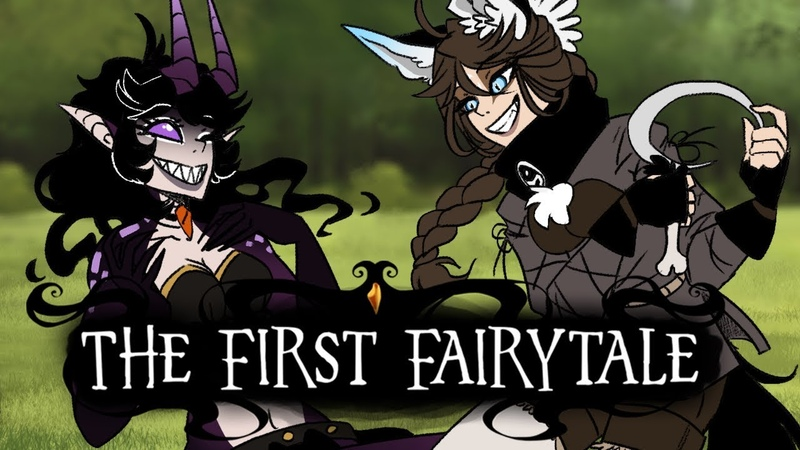 The First Fairytale: Combat Practice