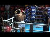 Jay Matias vs Arwood Phetchompu KO @ Muay Thai Combat Mania Pattaya 2012 - FULL-HD