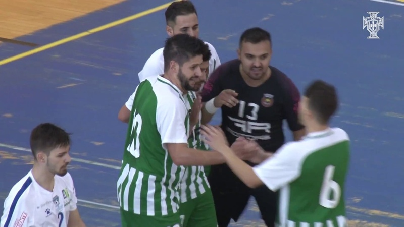 Liga Sport Zone, 5.ª jornada Rio Ave 3-3 Futsal Azeméis