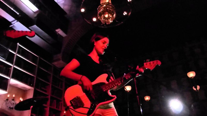 Meg Myers - I Die LIVE HD (2013) Basement Sessions Los Angeles
