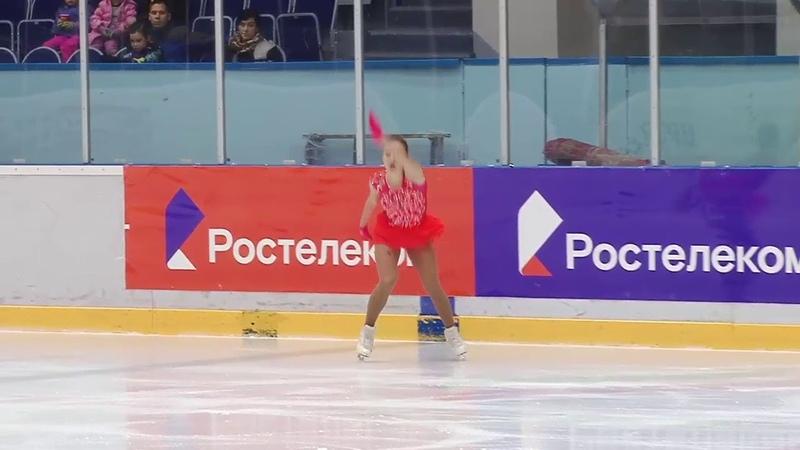 КР 2018-4 , MС ПП Елизавета ВАСИЛЬЧЕНКО
