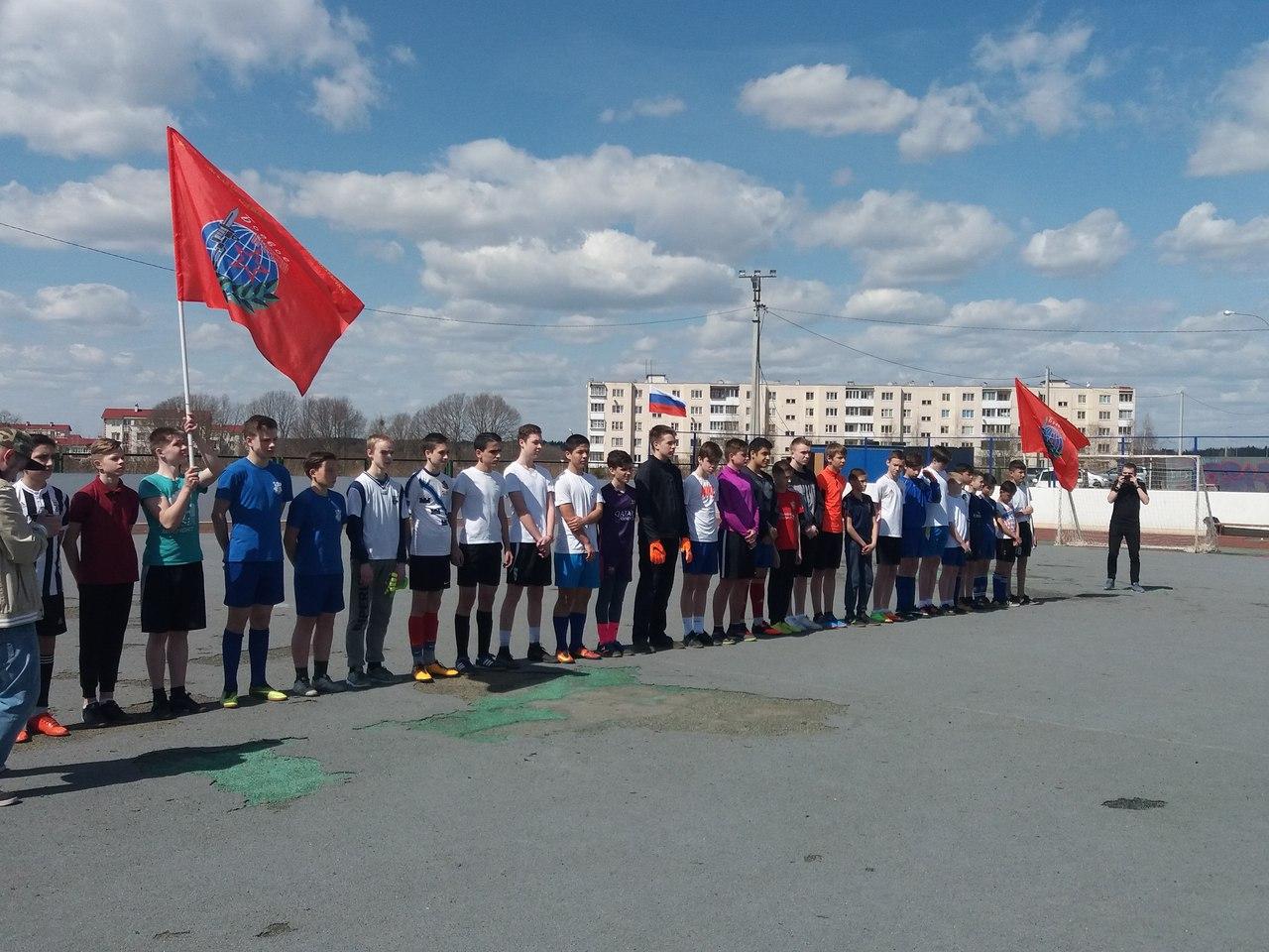 В Балабанове состоялась встреча вереранов «Королёвского» батальона