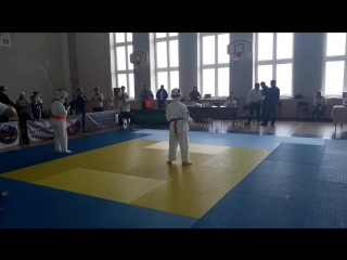 Горохов Максим 1 бой