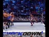 WM Greatest World Tag Team &amp Big Show vs Brock Lesnar