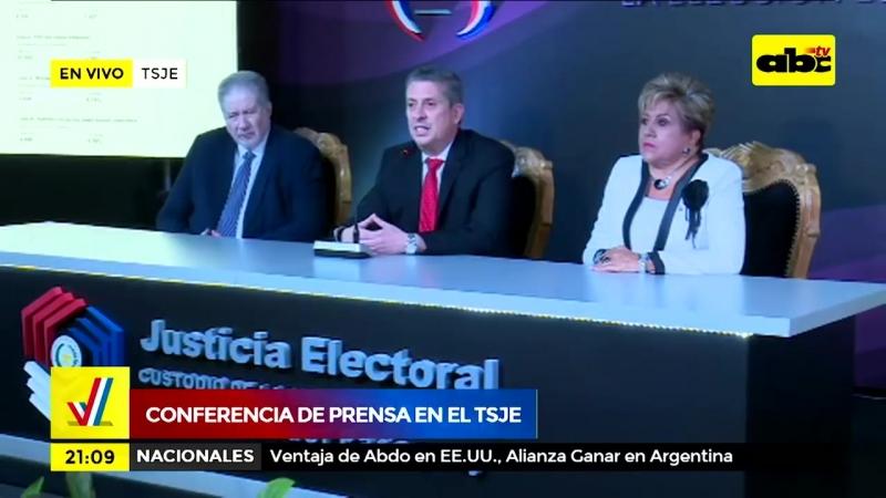 Хайме Бестард (TSJE) о результатах президентских выборов.