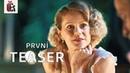 Skleněný pokoj 2019 Teaser Trailer Karel Roden Carice van Houten
