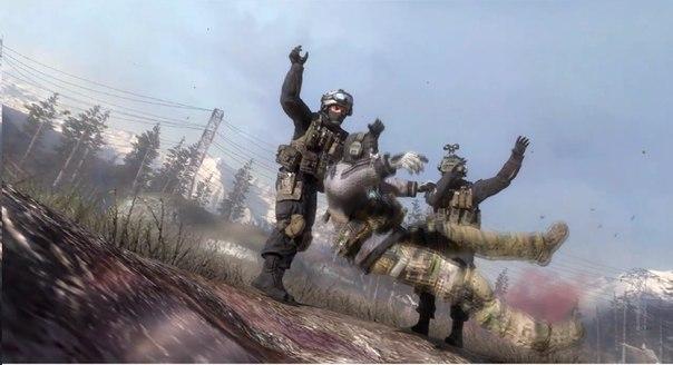 call of duty modern warfare 1 скачать торрент