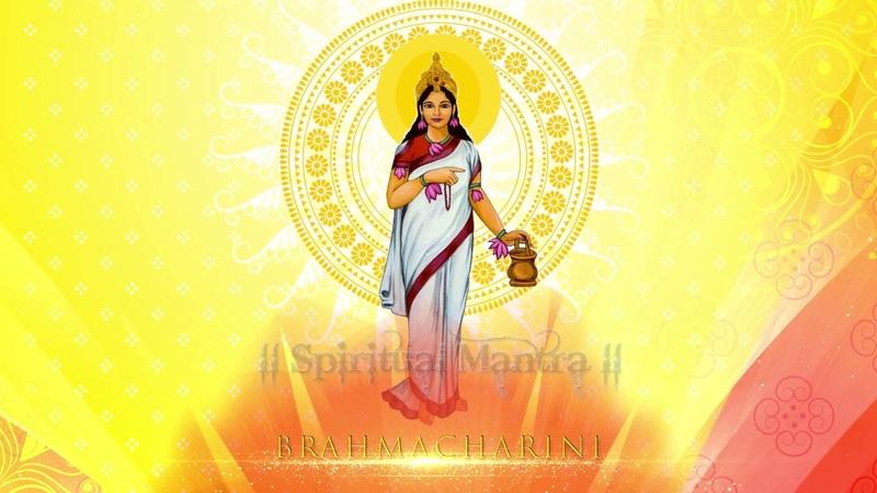 Navratri Special Day 2 | Twam Main Brahma | Maa Brahmacharini | Color Yellow | Sachin Limaye Bhajan