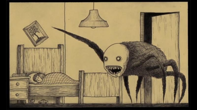 Don Kenn Spider Animation