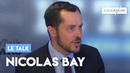 Le Talk de Nicolas Bay