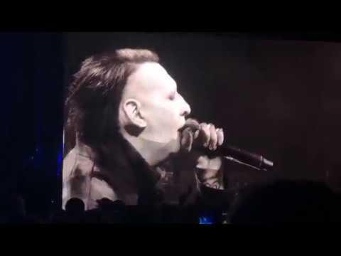 X JAPAN With Marilyn Manson - Sweet Dreams | Live at Coachella 2018 - Saturday, April 21th