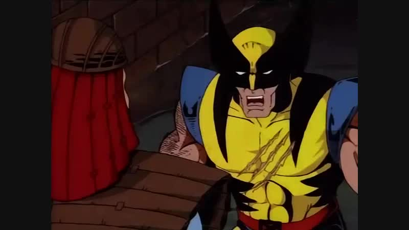Люди Икс 3 Сезон 2 Серия Гостья Из Прошлого Часть Вторая