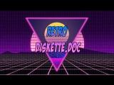 RetroDiskette.doc – Neon Star
