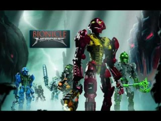 Bionicle Heroes Soundtrack - Avak's Battle (Битва с Аваком).