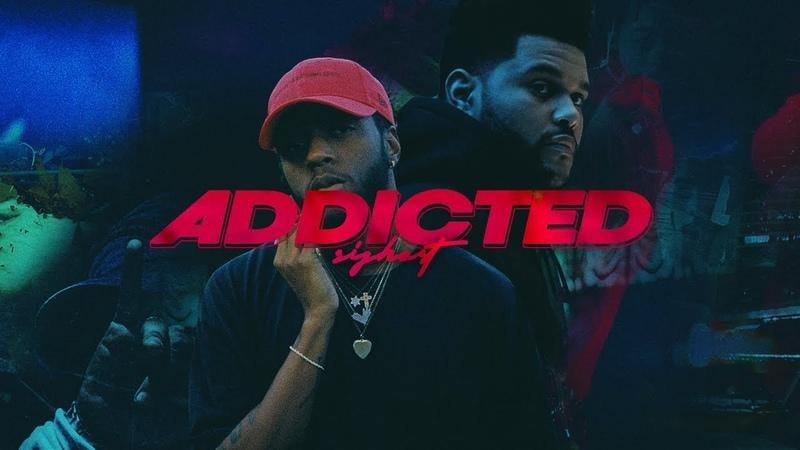 • ADDICTED • The Weeknd x 6LACK Type Beat 2019 • New Instru Rnb Dark Trap Rap Instrumental Sad