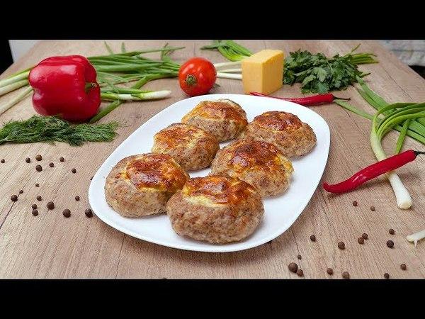 Гнезда из фарша с сыром - Рецепты от Со Вкусом