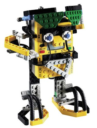 роботы #LEGO в прошлом
