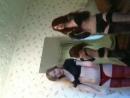 Красивые девочки студентки танцуют в перископе на камеру в нижнем белье