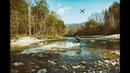 Innovative wakeskate drone ride