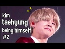 Kim Taehyung being himself 2