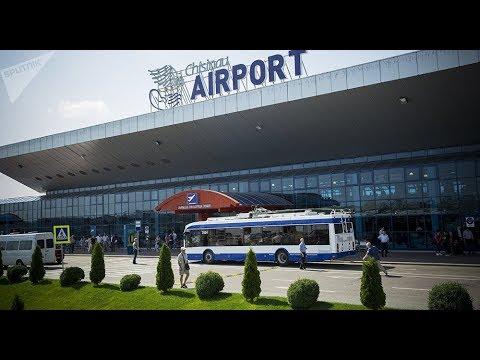 9 Молдова Аэропорт Кишинева без запаха керосина и шума двигателей июль 2018