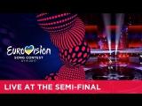 Jana Burčeska - Dance Alone (F.Y.R. Macedonia) | Semi-Final - Eurovision Song Contest 2017