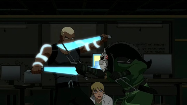 Юная Лига Справедливости (1 сезон, 6 серия)