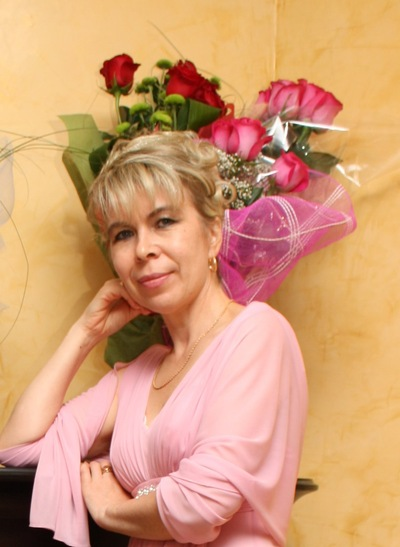 Ирина Молчанова, 10 октября 1963, Ульяновск, id213241224