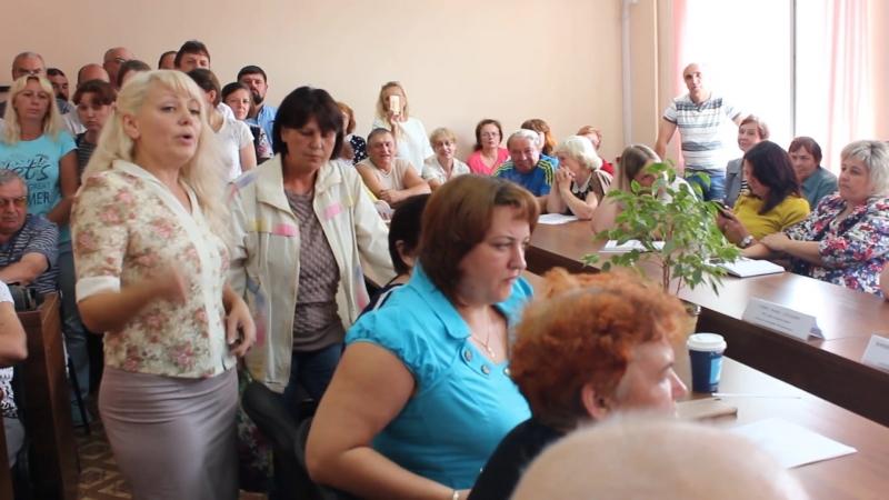 Встреча Вице-губернатор Смолиной с населением Владимирской области