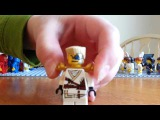A NEW, NEW, NEW, Update on all my Lego Ninjago CUSTOMS...