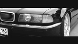 Low Nation BMW 740i E38 lowered on 20