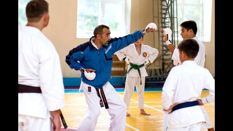 SKIF - Refresher courses for instructors and students 2018, (Coucasus, Arkhyz, Karachay Cherkessia)