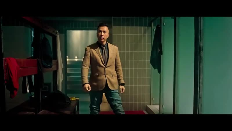 Big Brother - Donnie Yen 甄子丹 - Fight Scene