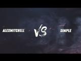 Забатли: ALEXMITCHELL VS SIMPLE