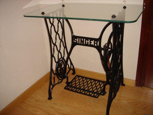 Как сделать стол под машинку 98